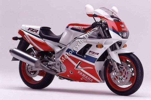 Yamaha FZR 1000 (reduced effect) 1991 16412