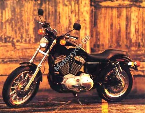 Harley-Davidson XL 1200 S Sportster Sport 2000 13539