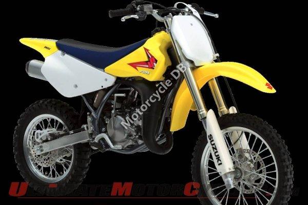 Suzuki RM85 2011 8937