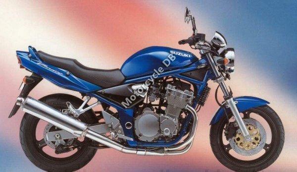 Suzuki GSF 600 N Bandit 1998 18214
