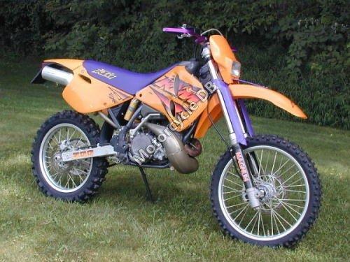 KTM 300 EXC 2006 7820