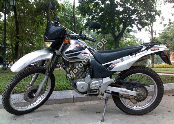 Honda SL 230 2002 7574