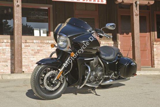 Kawasaki Vulcan 1700 Vaquero 2011 4851
