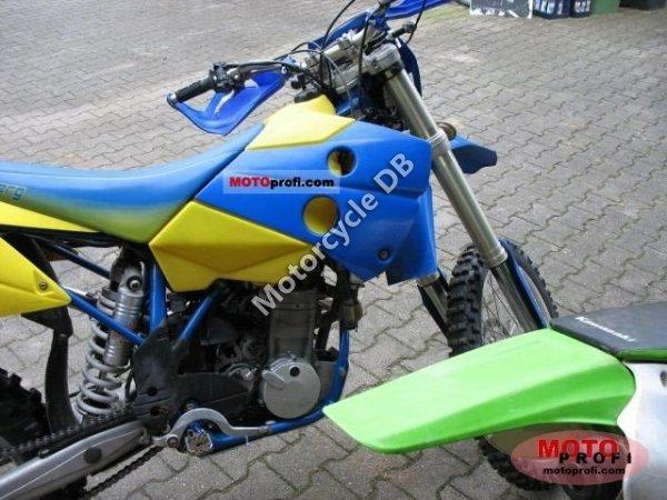 Husaberg FS 400 C 2002 14253