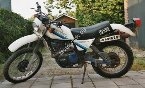 Suzuki DR 400 S 1981 8108