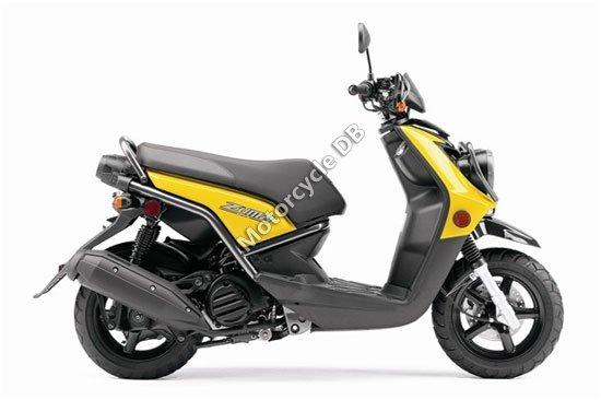 Yamaha Zuma 125 2009 3871