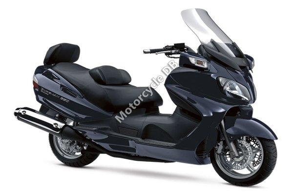 Suzuki Burgman 650 Exec 2012 22670