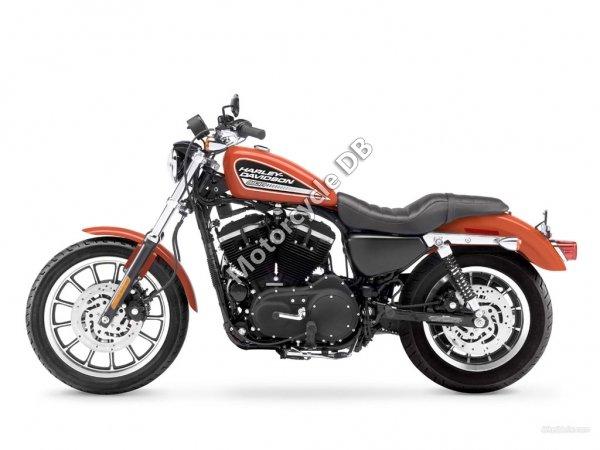 Harley-Davidson XL883R Sportster 883 R Roadster 2012 22316