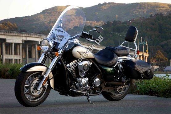 Kawasaki Vulcan 1700 Classic LT 2011 4871