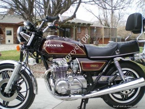 Honda CB 650 C (reduced effect) 1980 19587
