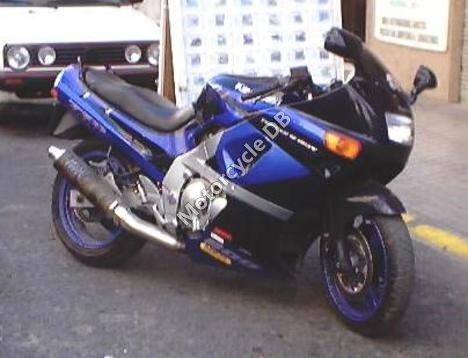 Kawasaki ZZR 600 1997 11516