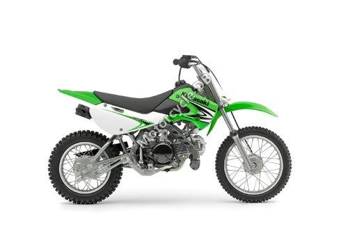 Kawasaki KLX110 2008 2682