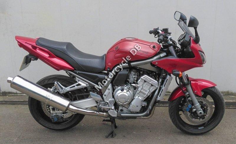 Yamaha FZ1 2005 26767