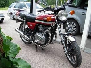 Kawasaki Z 250 A 1981 8360