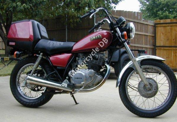 Yamaha SR 250 Special 1981 20767