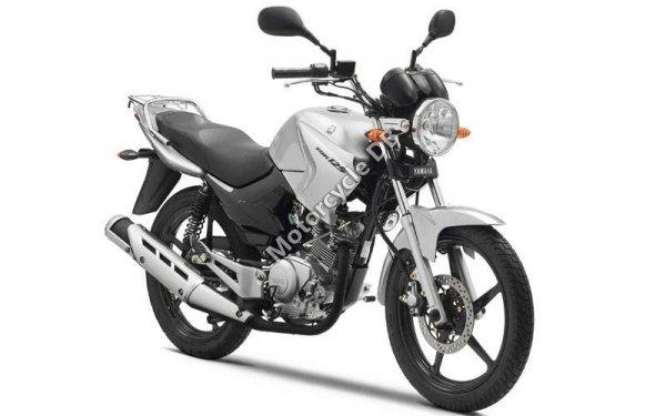 Yamaha YBR 125 2010 4035