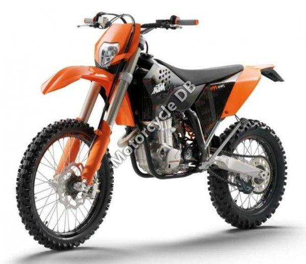 KTM 400 EXC 2010 11348