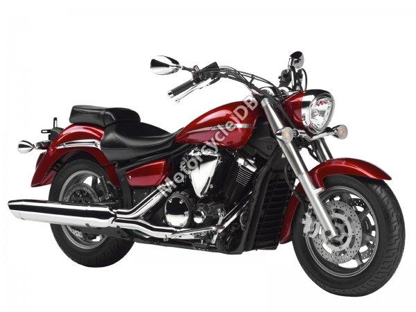 Yamaha XVS1300A Midnight Star 2012 21987