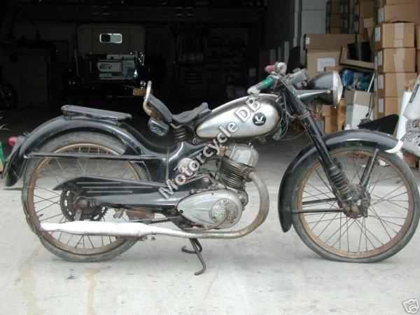 Honda CD200T Benly 1984 8053