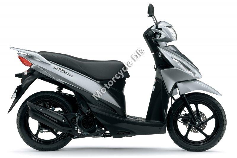 Suzuki Address 110 2016 28144