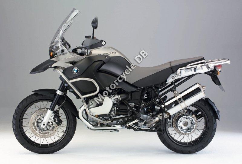 BMW R 1200 GS Adventure 2008 32199