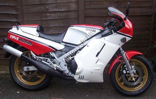 Yamaha RD 500 LC 1987 11796