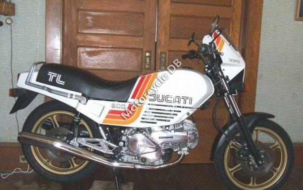 Ducati 600 SL Pantah 1984 14832