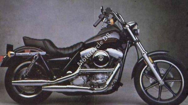 Harley-Davidson FXR 1340 Super Glide 1992 6689