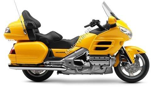Honda Gold Wing Audio Comfort Navi XM 2010 17131
