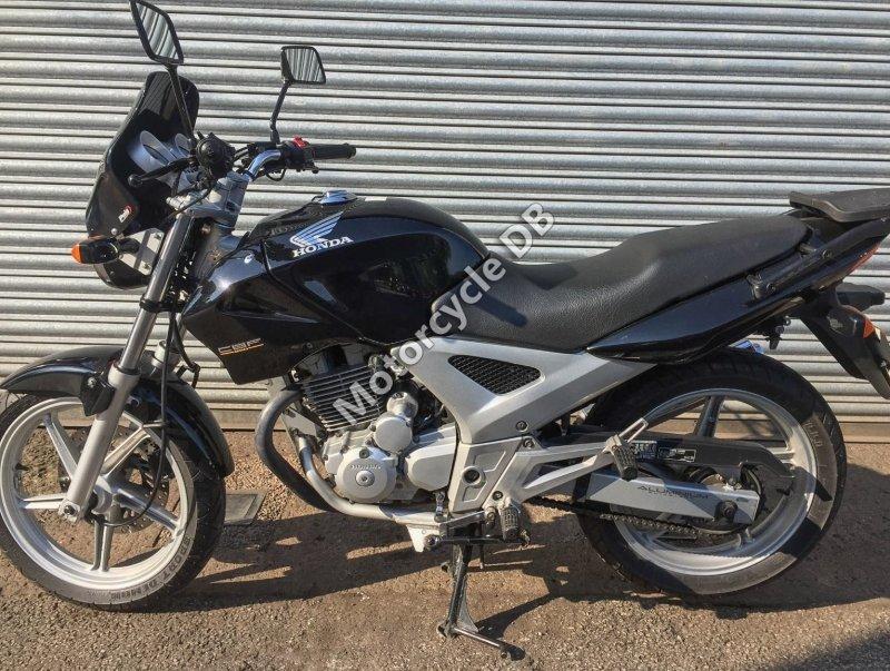 Honda CBF250 2007 29460
