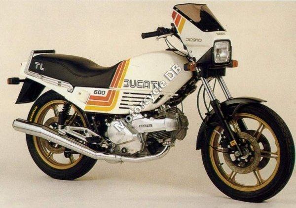 Ducati 600 TL 1985 14958