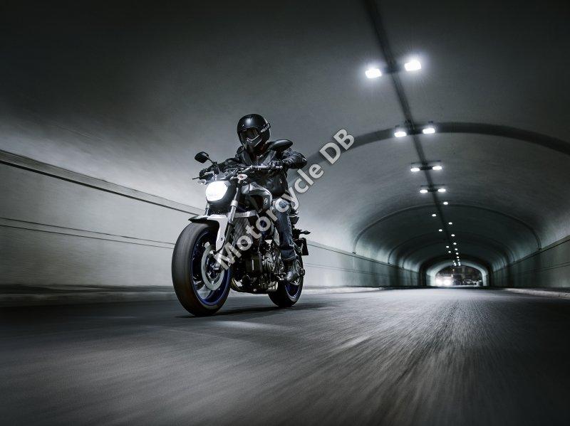 Yamaha MT-07 2015 26012
