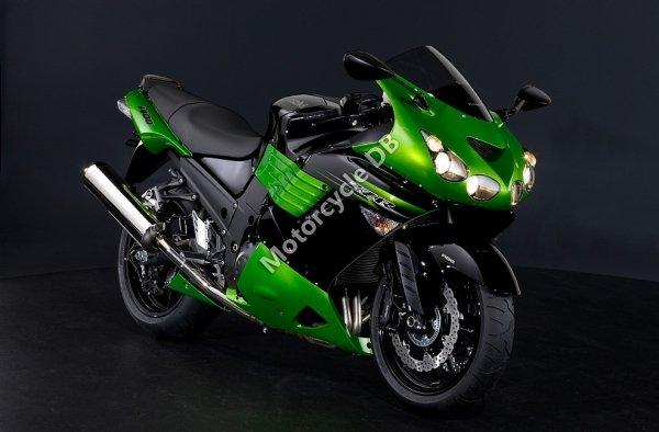 Kawasaki ZZR 1400 2011 7607