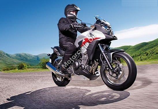 Honda CB500X ABS 2014 23637