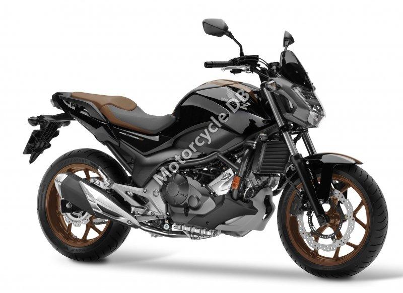Honda NC750S 2017 30257