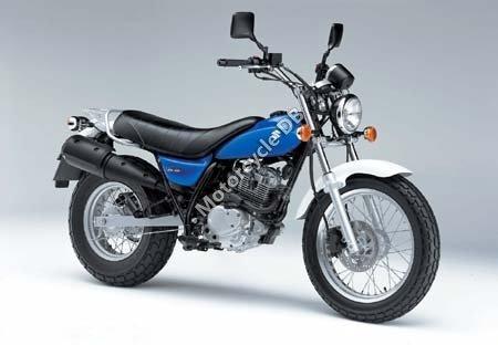 Suzuki VanVan 125 2006 5191