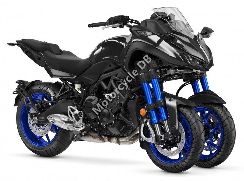 Yamaha Niken 2018 25823