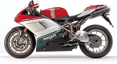 Ducati Superbike 1098 S Tricolore 2007 11582