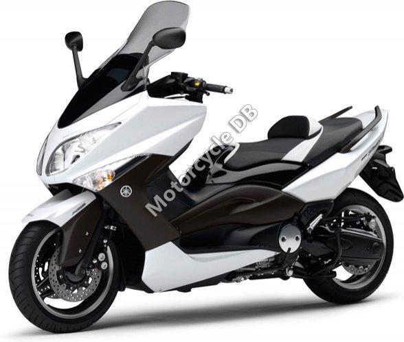 Yamaha TMAX White Max 2010 18536