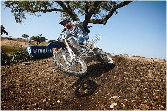 Yamaha YZ250F 2009 3889
