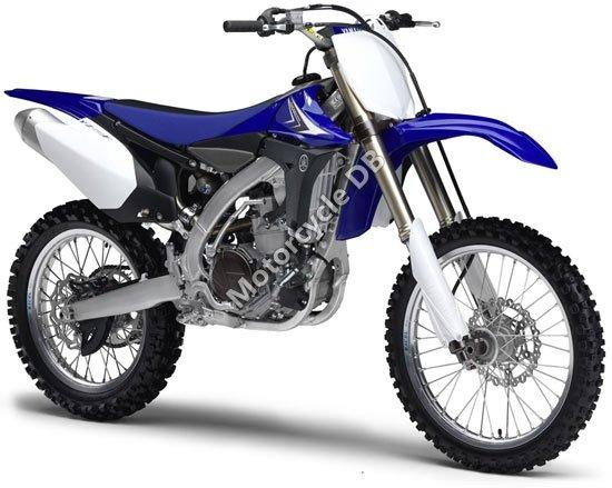 Yamaha YZ450F 2010 4524