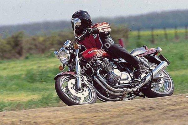 Kawasaki Zephyr 750 1992 12774