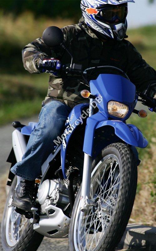 Yamaha WR125R 2012 26644