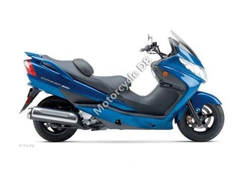 Suzuki Burgman 400 Type S 2006 16417
