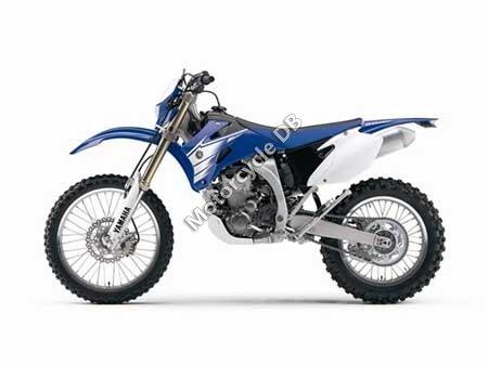 Yamaha WR 450 F 2007 2248