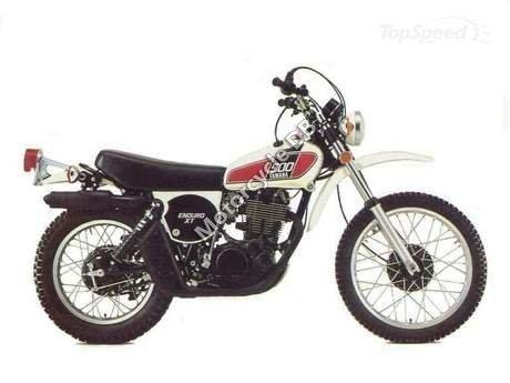 Yamaha XT 500 1981 8531