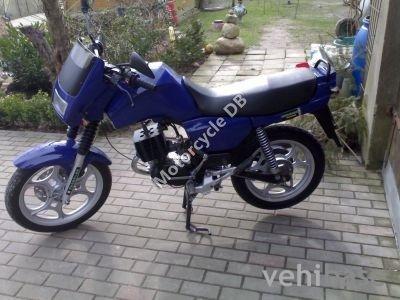 MZ Sportstar 125 1997 21684