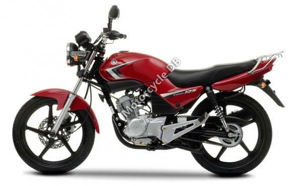 Yamaha YBR125 Custom 2009 12019