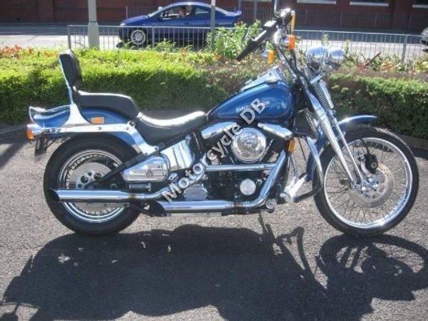 Harley-Davidson FXST 1340 Softail 1991 10739