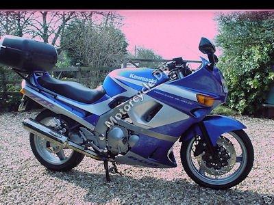 Kawasaki ZZ-R 600 1991 11000